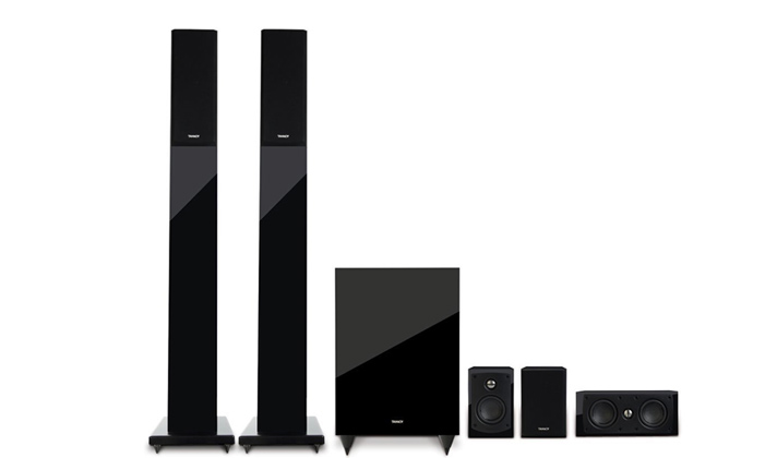 Tannoy HTS 201 Tower & Satellite 5.1CH Home Theatre Speaker Package