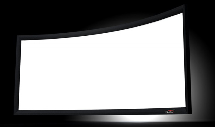 Curved Screen